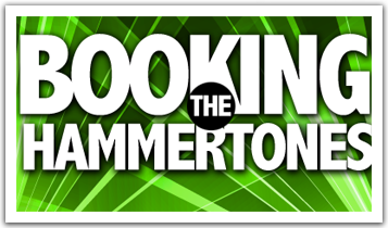 Booking the Hammertones